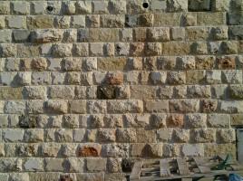 חיפוי אבן כורכר, חיפוי כורכרי, אבן חירבה חיפוי אבן